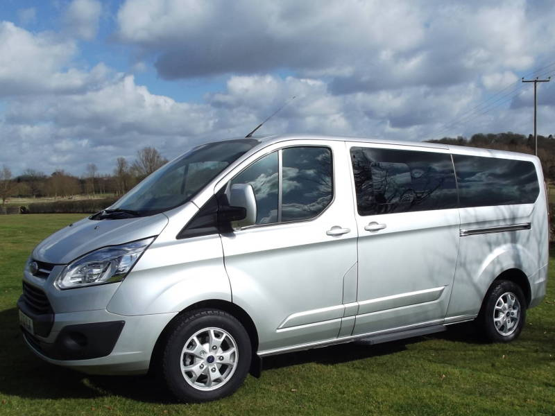 FORD TOURNEO 9 SEAT LIMITED Car Hire Deals