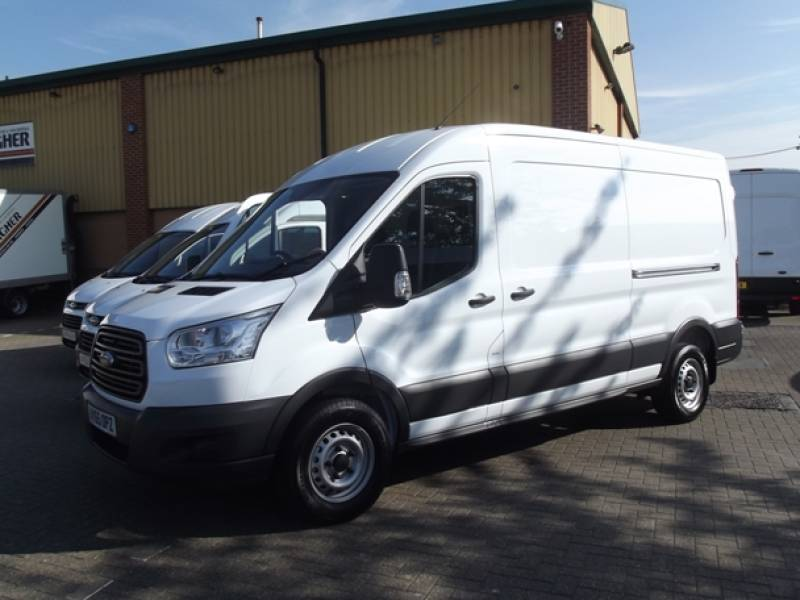 FORD TRANSIT 350 LWB NEW SHAPE