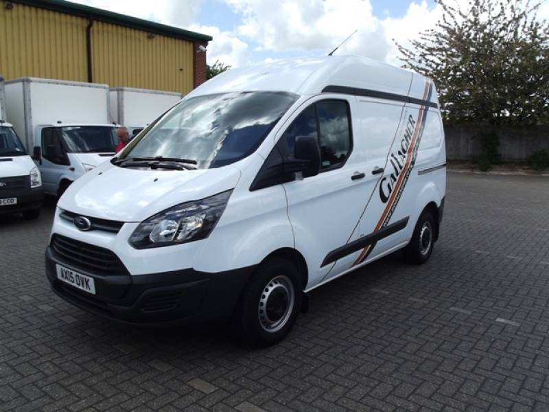 FORD TRANSIT CUSTOM 290 L1 H2